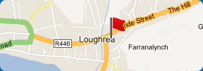 Loughrea Family and Community Resource Centre, Bride Street, Loughrea, County Galway